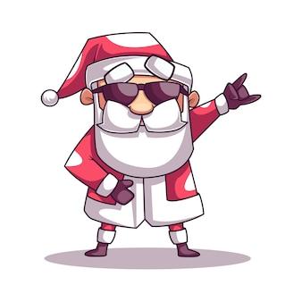クリスマスの背景デザイン