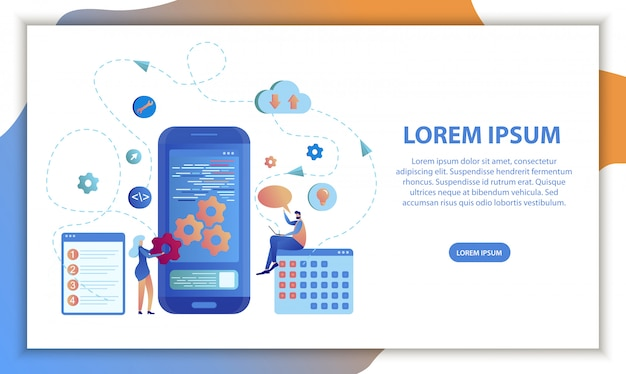Мобильное приложение бизнес календарь разработка программного обеспечения