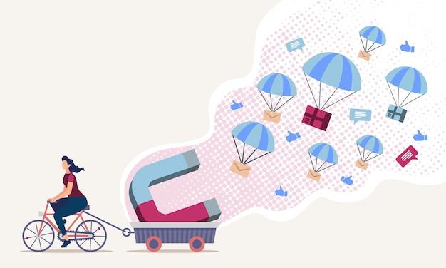 デジタルマーケティングテクノロジーズフラット