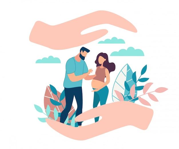 Информационный флаер женского репродуктивного здоровья