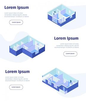 План помещения дизайн-макет