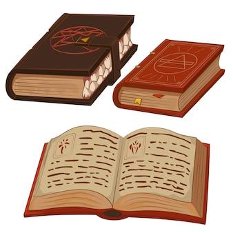 Волшебные книги