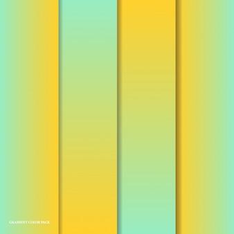 Градиент цвета фона