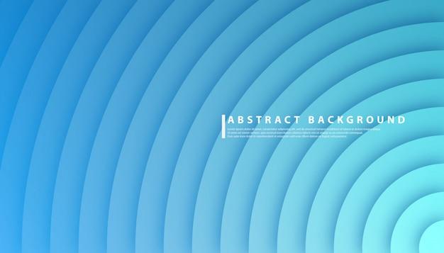 Радиальный круг градиент абстрактный фон