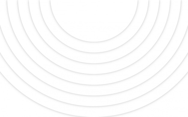 抽象的な幾何学的な白い光の背景
