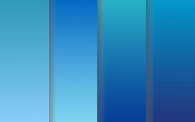 グラデーションカラーコレクションパック