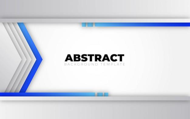 Абстрактный синий белый фон