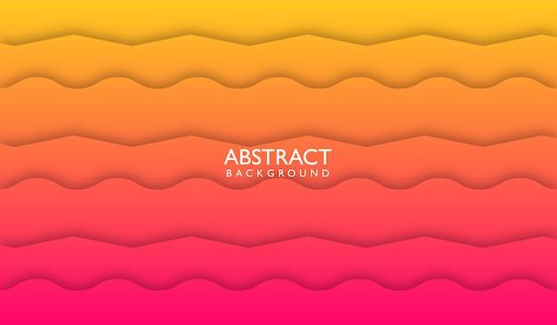 Абстрактный геометрический градиент фона