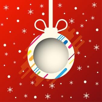 Рождественский бал фон