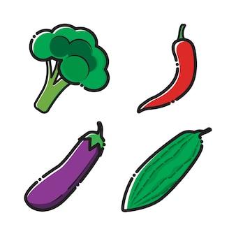 Овощная коллекция