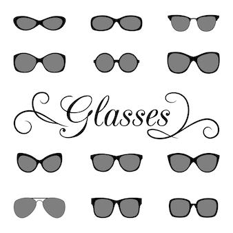 Летние солнцезащитные очки