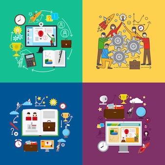 Веб-образование и командное обучение