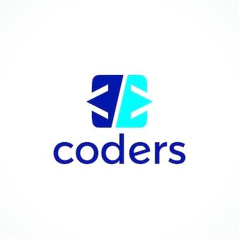 コーダーのロゴ
