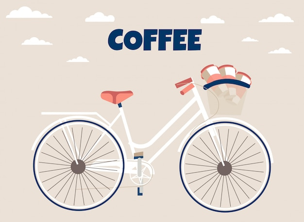 コーヒー高速配信サービス広告バナー