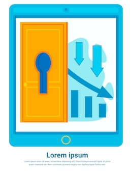財務リスクを予測するポータブルアドバイザー、クラッシュ