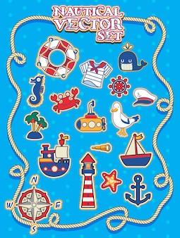 かわいい航海ベクトルを設定