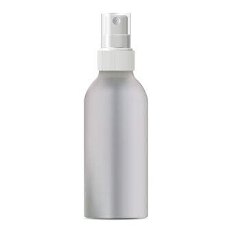 エアゾールスプレーボトル。アルミシリンダー缶