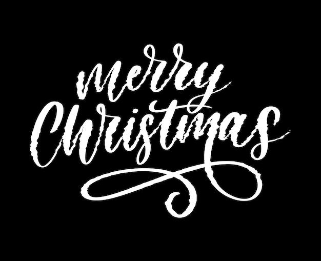 メリークリスマスの文字