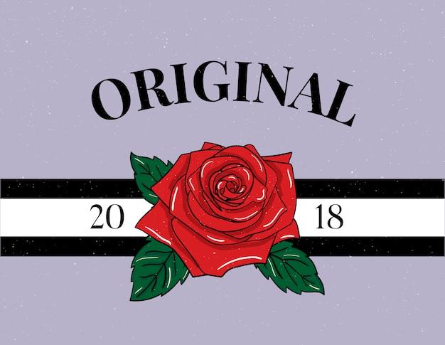 赤いバラ、元のフレーズ