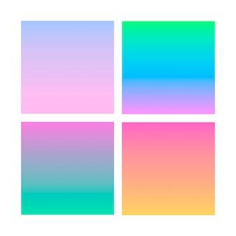 Абстрактный градиент сфера фиолетовый, розовый, синий. шаблон