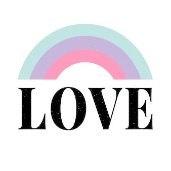 Любовь надписи слоган современной моды слоган