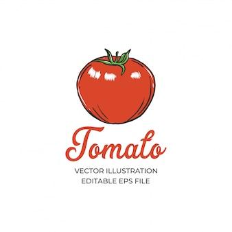 Томатный логотип