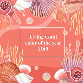 Морские раковины морская жизнь летнее путешествие пляж