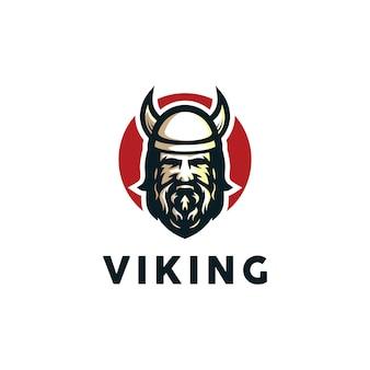 バイキングのロゴのベクトル