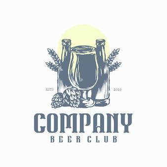 ビールクラブのロゴ