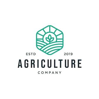 Логотип сельского хозяйства