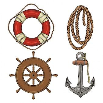 Морские вещи
