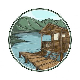 ハウスボート