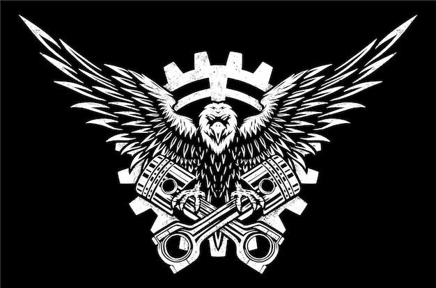 Значок орла