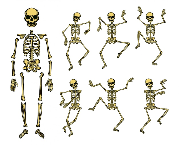Танцующий череп