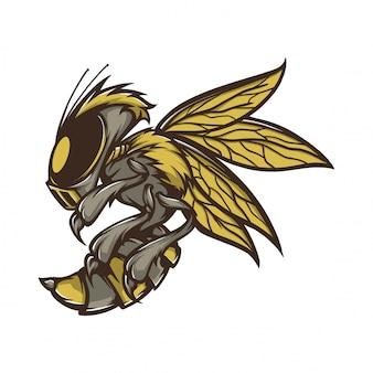 Роботизированная пчела
