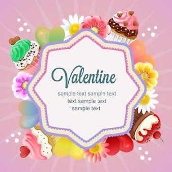 愛とカップケーキと幸せなバレンタイン