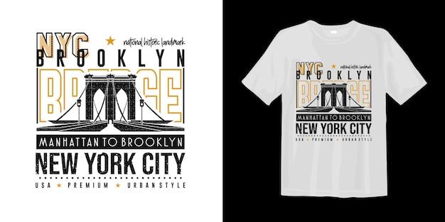 Дизайн футболки в городском стиле