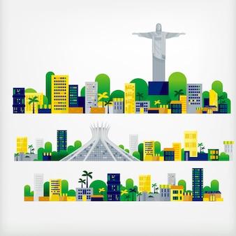 Ландшафт бразилии
