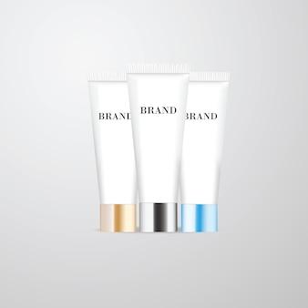 化粧品包装デザイン
