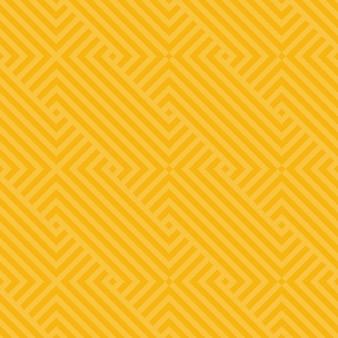 黄色のパターンの背景