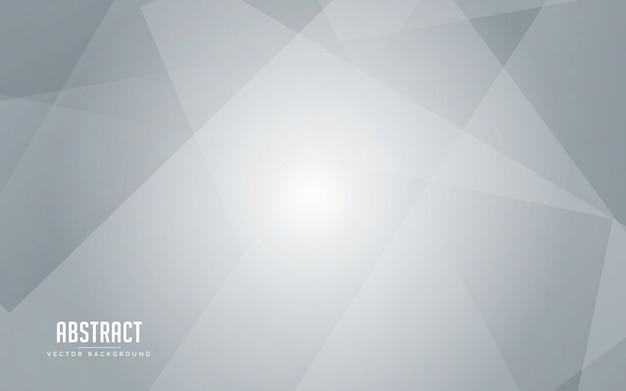 抽象的な背景の幾何学的な白とグレーの色