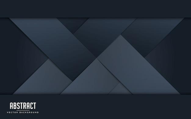 黒とグレーのカラフルな抽象的な背景。