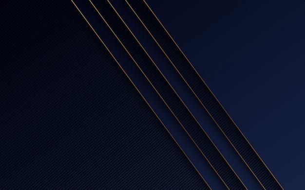 ダークブルーの抽象的な背景