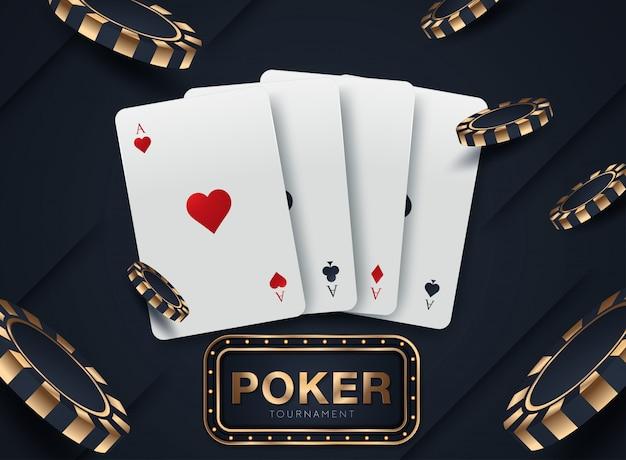 Дизайн карты казино