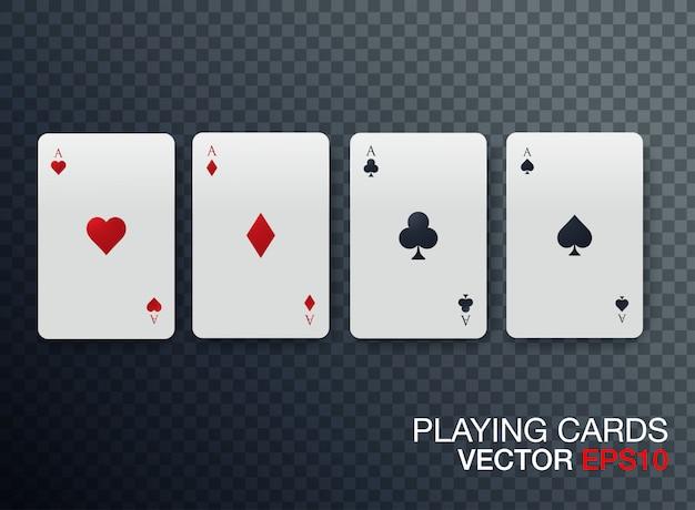 カジノの背景