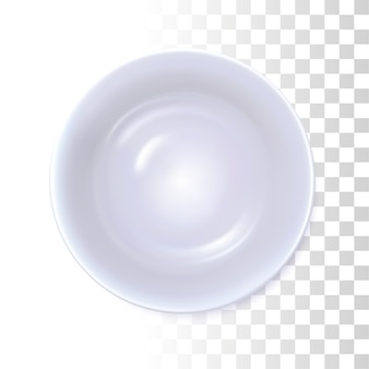 ホワイトスープディッシュ