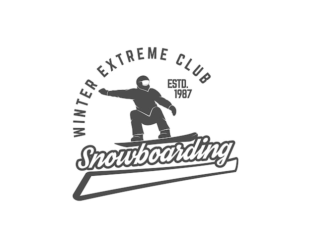 Сноуборд логотип