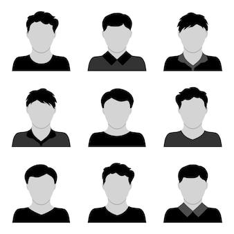 Набор иконок людей