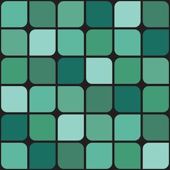 エレガントな幾何学的なシームレスパターン