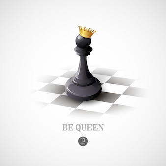 チェスのコンセプトを獲得。バックグラウンド